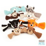Martha Stewart Pets™ Fleece Tug Ball Dog Toy